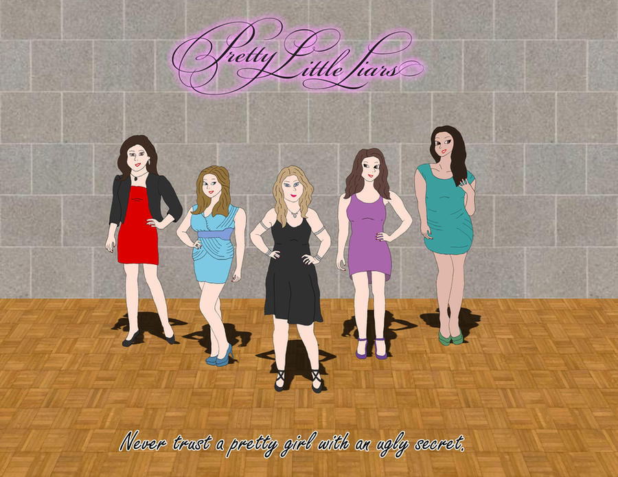 Pretty Little Liars by DoctorEvil06