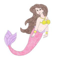 Julie's Mermaid by DoctorEvil06