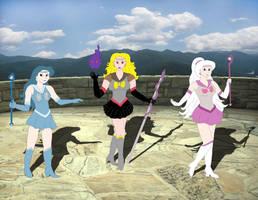 Sailor Creation Trio