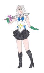 Sailor Silvally