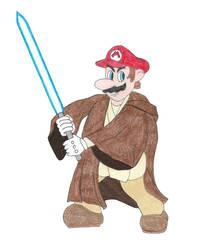 Jedi Mario