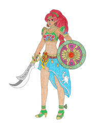 Lady Urbosa
