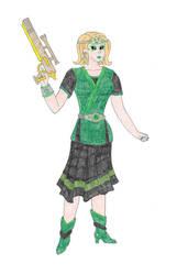 Dahlia Redesigned