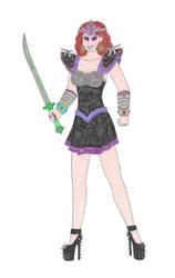 Queen Malanite Redesigned