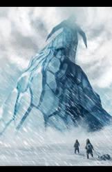Ice giant by MagicMushroomStudio