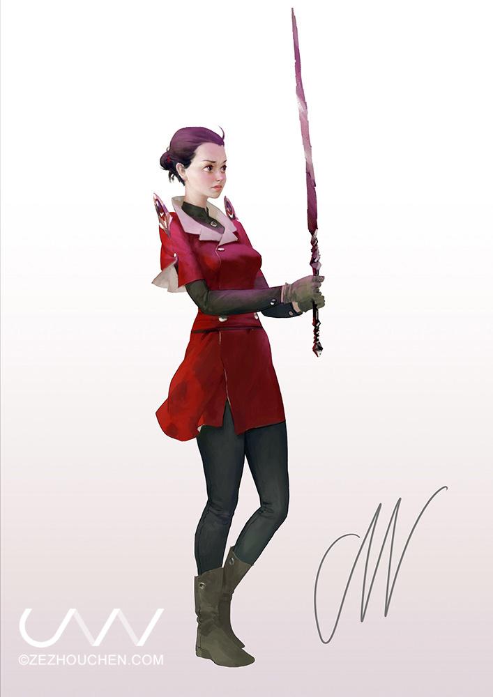 RED by Qrumzsjem