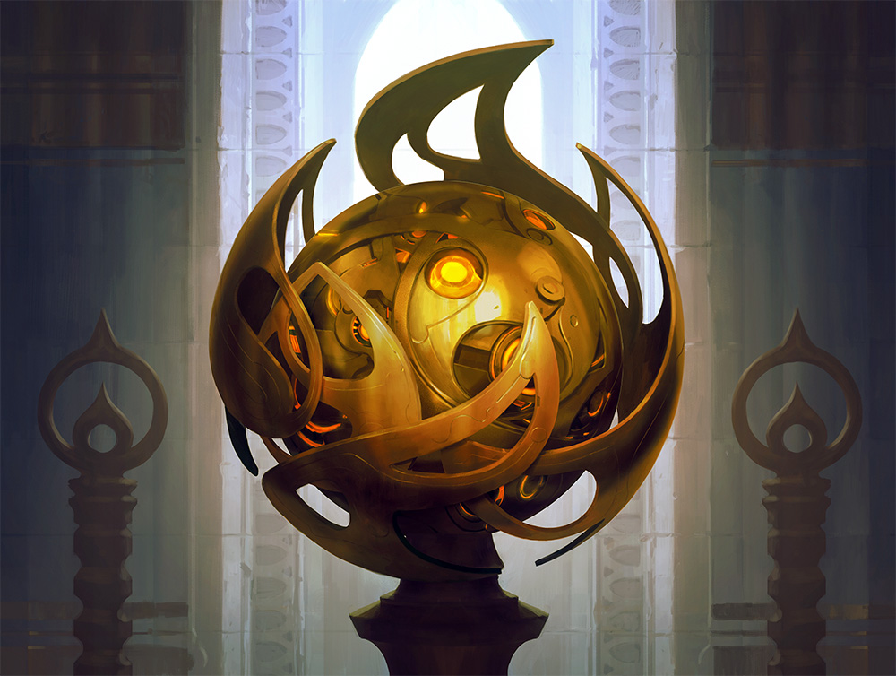 Fireforger's Puzzleknot by Qrumzsjem