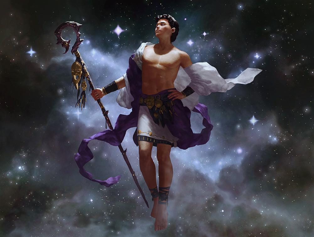 Ravos, Soultender by Qrumzsjem