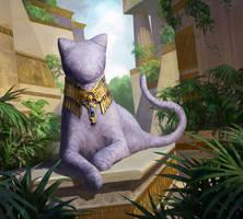 Sacred Cat_Embalmed