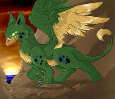 -Osiris by dragongirl