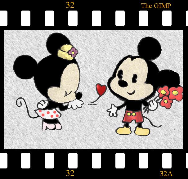 Mickey X Minnie Colo By Zomgmeisinsane On Deviantart