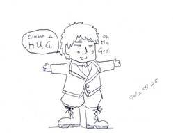 GIMME A HUG by zomgmeisinsane