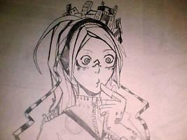 Rosett-chan a la Matryoshka 8D by zomgmeisinsane