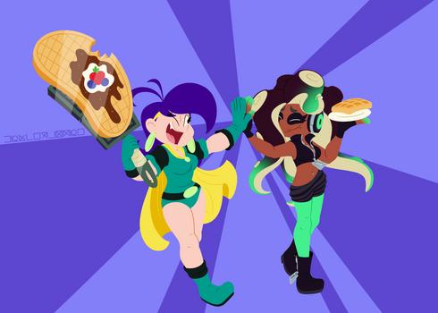 GO Team Waffles!