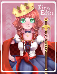 King Echoe by MissElixir