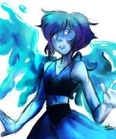 Lapis Lazuli by Meganewiki