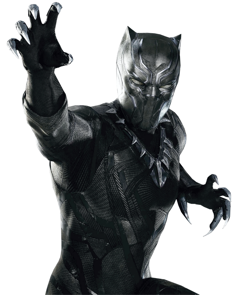 Black Panther Png By Monsterdani On DeviantArt