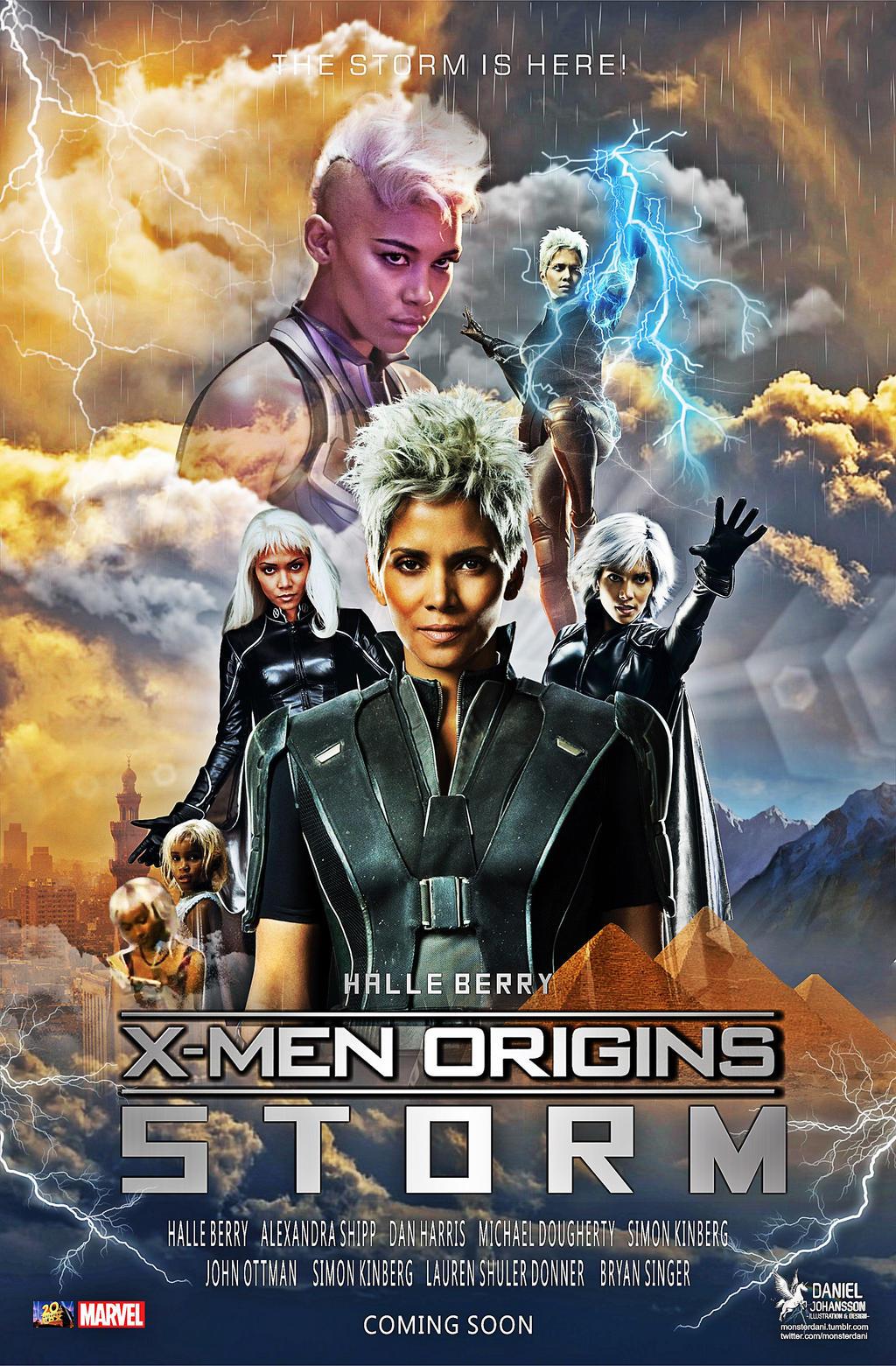 X Men Origins Storm - Homemade Porn