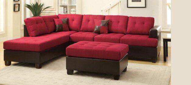 L Shape Sectional Sofa By Mahendra521