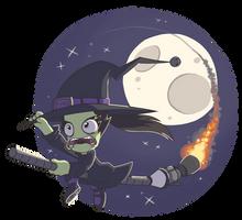 Halloween Kerbal