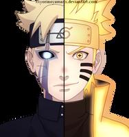 Boruto vs Naruto by xXYorinoYamaXx