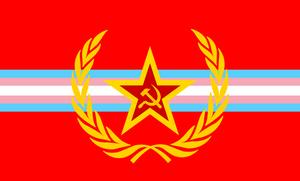 Flag of Skovistan