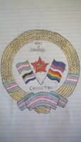 Skovistan coat of arms