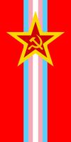 Flag of Skovistan vertical