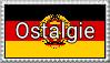 Ostalgie stamp
