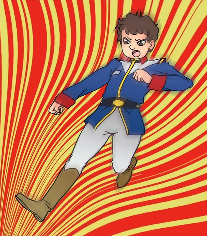 (Not so) Inazuma Kick! by Rudik