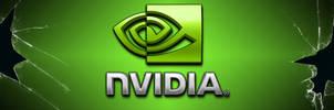 Nvidia SHoneycomb Green Broken