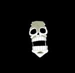 Brook in skull and hair - OP