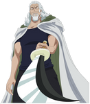 Dark King - Silvers Rayleigh - One Piece