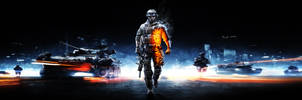 Battlefield 3 - Fire Soldier