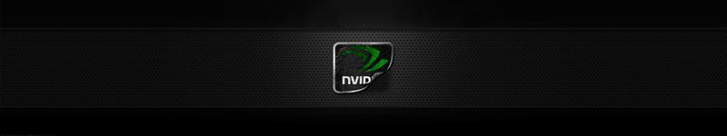 Nvidia GeForce New Logo