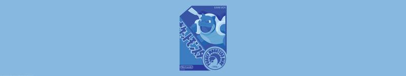 Pokemon - Pokect Monsters Blue