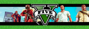 GTA V (5) Grand Theft Auto 5 Five