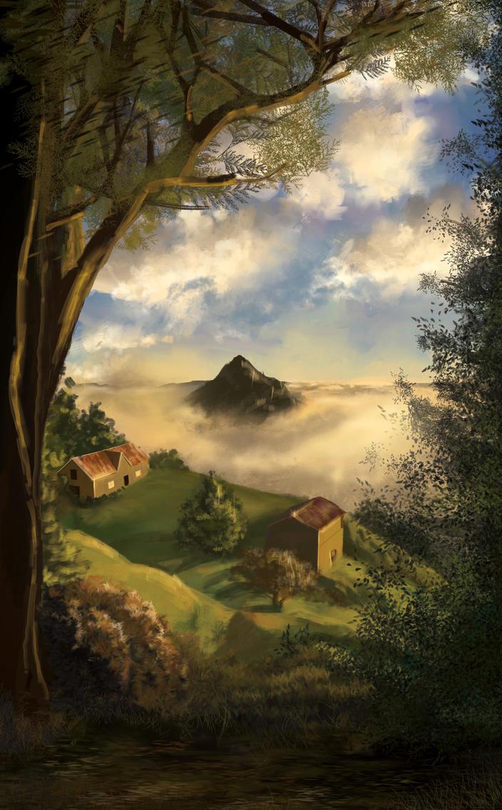 Nature by horohko