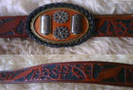 Gear and cog belt
