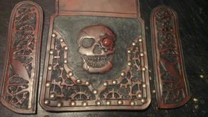 Skull bag WIP