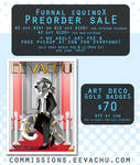 Furnal Equinox 2018 Pre-Orders OPEN by Squiggalaimon