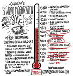 Studio Mobilization Sale