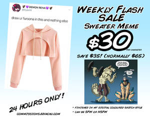 Weekly Flash Sale #2 (24 Hours ONLY!)