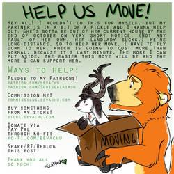 Help Us Move!