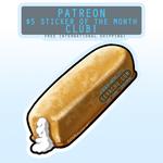 Twinkie - January 2020 Sticker