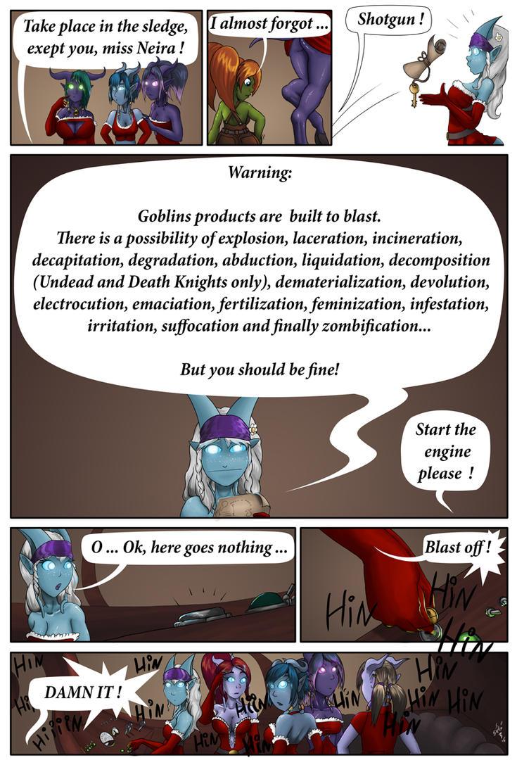 Winter veil page 3 by sklelaplak
