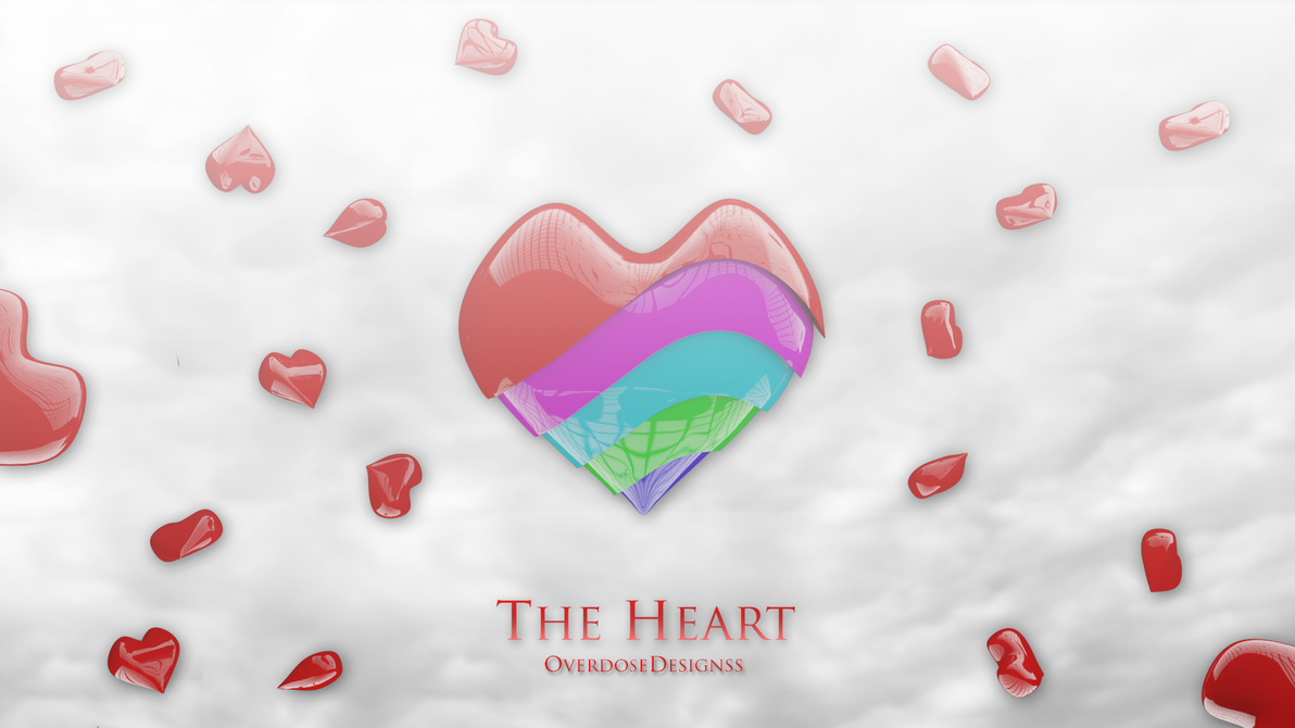 The Heart. by overd0sedesignssss
