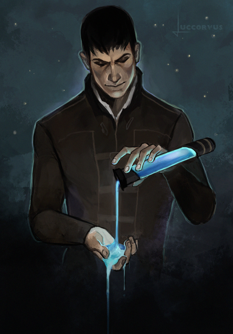 The Outsider by Luccorvus