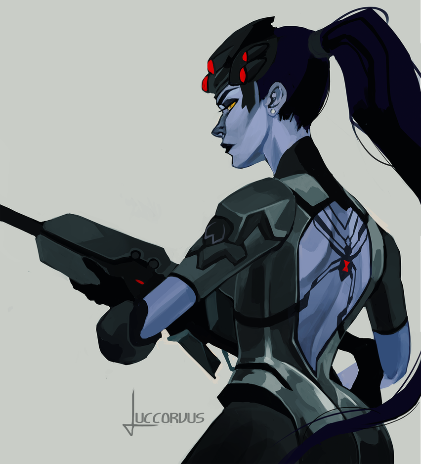 Widowmaker by Luccorvus
