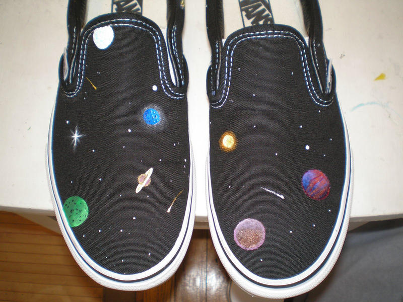 Buy Black Vans Shoes